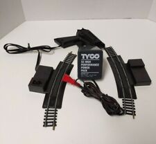 Tyco X2 High Performance Power Pack with Terminal Track and Rerailer