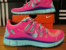 Womens Nike Free 5.0 DB Doernbecher Multicolor Pink Gold 7.5 640936 648 Free Run