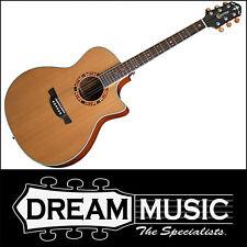 Crafter GAE15 Grand Auditorium Cedar Top Satin Electro Acoustic RRP$1199