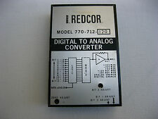 Digital To Analog Converter REDCOR 770712 H (770-712-120)