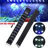 LED Aquarium Light Full Spectrum Freshwater Fish Tank Plant Marine 24 36 48in