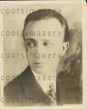 1929 CBS Radio Music Director Conductor Howard Barlow Press Photo
