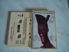 MC Grace Jones - Slave to the rhythm 1985 Musikkassette Tape