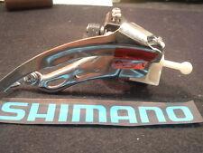 Shimano Deore XT M739 MTB Front Derailleur NEW/NOS Vintage-28.6MM-TP/TS- 8/9-Spd