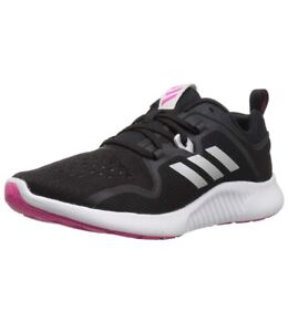 Women Adidas Originals Edgebounce Running & Training Shoes Black & Silver BB7563