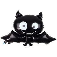 zubehör aluminium halloween schwarze fledermaus folie ballon kinder - spielzeug