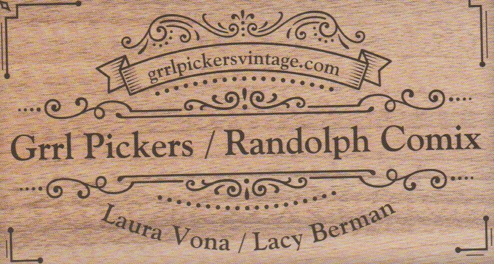 Grrl Pickers Vintage