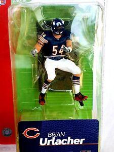 BRIAN URLACHER CHICAGO BEARS Official NFL Action Figure McFarlane 2004 New W Box