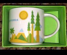 NEW Mini STARBUCKS CALIFORNIA Mini Size (3oz) Ornament - You are here Collection