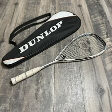 Dunlop Aerogel 130 Squash Racquet Racket With bag