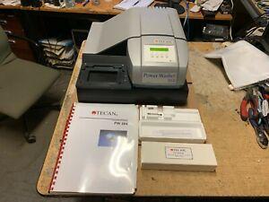Tecan Power Washer 384 PW384-Basic Microplate Washer + Tecan 5ml Syringe Manual