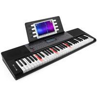 AKLOT Keyboard Piano Standard 61 Key with MIDI USB AUX Port for Beginner
