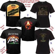 Black Label Society band Album Concert T-shirt All Size S,M,L~5XL,Kids,Baby