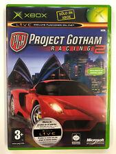 XBOX PAL Project Gotham Racing 2