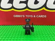 LEGO GCPD SWAT POLICE OFFICER minifigure LEGO BATMAN MOVIE set 70915 figure
