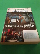 Master Of The World Jules Verne Ace D-504 1951 Paperback PB -CLASSIC