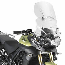 Givi AF6401 Airflow Adjustable Wind Screen - Triumph Tiger 800/XC