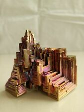 113.6g Bismuth crystal crystal of bismuth ore is very beautiful-AA2