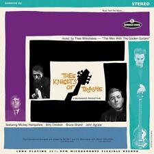 THE MILKSHAKES - THEE KNIGHTS OF TRASHE   VINYL LP NEW+