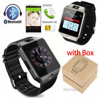 Smart Watch SIM Phone DZ09 Bluetooth Camera For Samsung iPhone Android HTC Gear