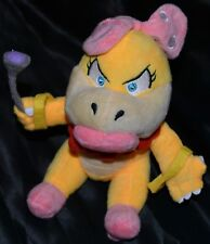 "7.5"" Wendy O. Koopa Super Mario Bros. Brothers Plush Toys Dolls Stuffed Animals"