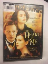 The Heart of Me (DVD, 2004)