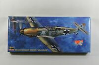 Hasegawa 1/72 Messerschmitt BF109E Galland AP101 Luftwaffe Fighter Sealed