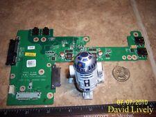 DELL 4H3H8 INSPIRON 1570 I/O USB AUDIO BOARD 9W9RM CN-04H3H8 DA0UM2PI6C0 NO CBLS
