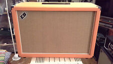 EB 1936 style British 2 x 12 guitar cab empty or with speakers for xtra $$$