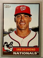2015 Topps Archives Ian Desmond #171 Silver Border Parallel #154/199 Nationals
