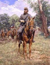 """Stonewall"" Bradley Schmehl Civil War Canvas - Stonewall Jackson"