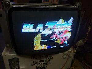 BLAZEON - 1992 Atlus - Guaranteed Working JAMMA Arcade PCB - Rare