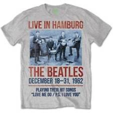 Los Beatles para hombre vivir en Hamburgo T-Shirt
