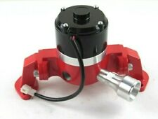 Aluminum BBC 454 Chevy High Flow Electric Water Pump Red BPK-1108R