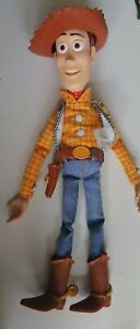 "Toy Story Talking Woody 16"" Thinkway Toys"