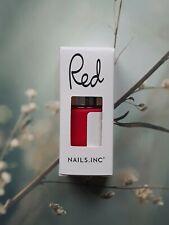 NAILS INC. Nail Varnish in Red - RRP £15.00