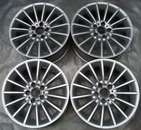 4 BMW Styling 237 Felgen Alufelgen 8J x 18 ET30 5er F10 F11 6er F12 F13 6775407