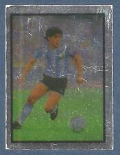 DAILY/SUNDAY MIRROR 1988 -#356-ARGENTINA & NAPOLI-BARCELONA-DIEGO MARADONA-FOIL