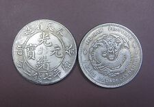 "One piece of Chinese ""Qing"" dynasty "" Guang Xu Yuan Bao "" coin"