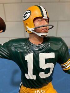 Danbury Mint  -  Green Bay Packers Bart Starr