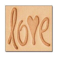 Love 3d Herramienta De Sello De Cuero-Craf sello 867500