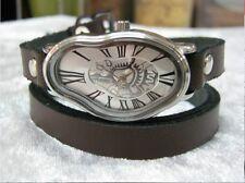 Salvador Dali Schmelzen Uhr Time Warp Fluid wellig Watch Softwatch Soft Watch