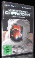 DVD UNTERNEHMEN CAPRICORN - ELLIOT GOULD + JAMES BROLIN + O.J. SIMPSON Thriller