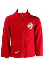 Minnie Mouse Kid's and Girl's Fleece Top Warm Jacket Coats Zip Up Age 3-8 Years