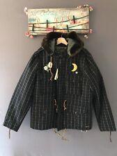 NWT $1000 BURTON NEIGHBORHOOD M-65 Jacket Black Size L