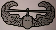 Window Bumper Sticker Military Army Helicopter Air Assault NEW Decal