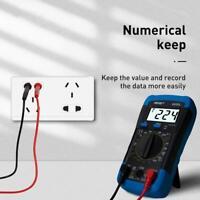 A830L LCD Handheld Digital Multimeter AC/DC Voltage Tool Meter Tester S0C4