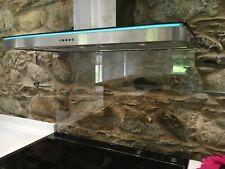 Clear Glass Splashback