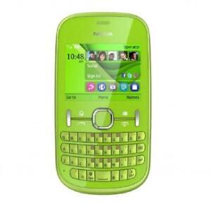 "Nokia Asha 201 RM-799 2MP Camera 2.4"" 2G GSM 900 1800 Bluetooth Radio Unlocked"