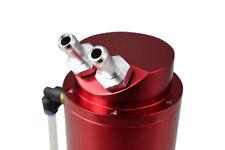 Red Round reservorio de petróleo de capturas Tanque Respirador puede 9 Mm Universal